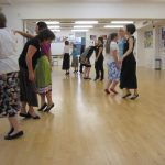 Ladies' Step Class