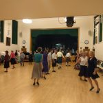 Dancers enjoying Joie de Vivre at the evening dance